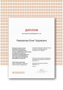 Certificate77