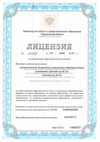 лицензия 2016 1