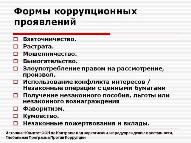 коррупция 7